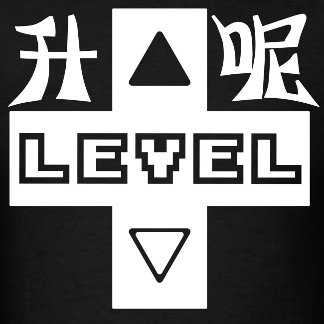 LEVEL UP 升呢 SING LE WHITE