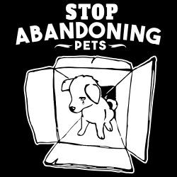 Stop abandoning pets