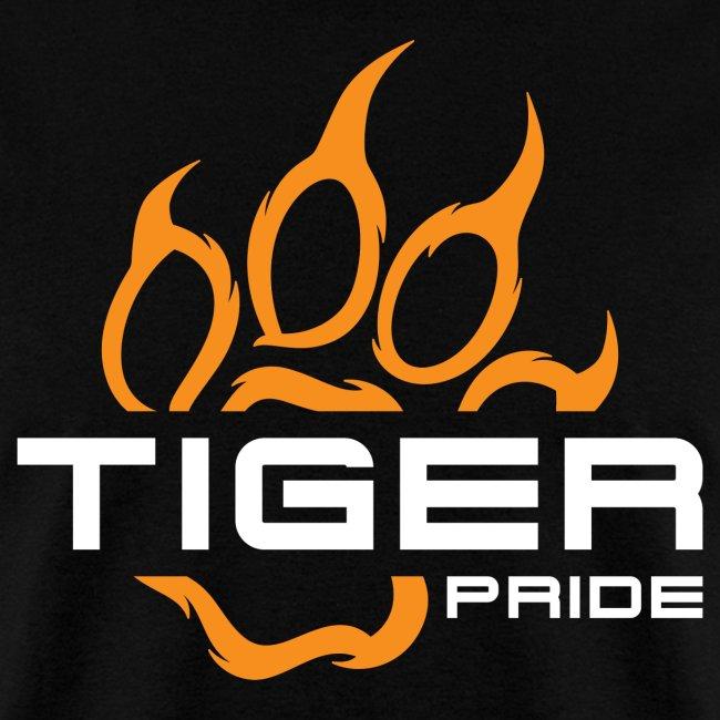 IV Tiger Pride on Black