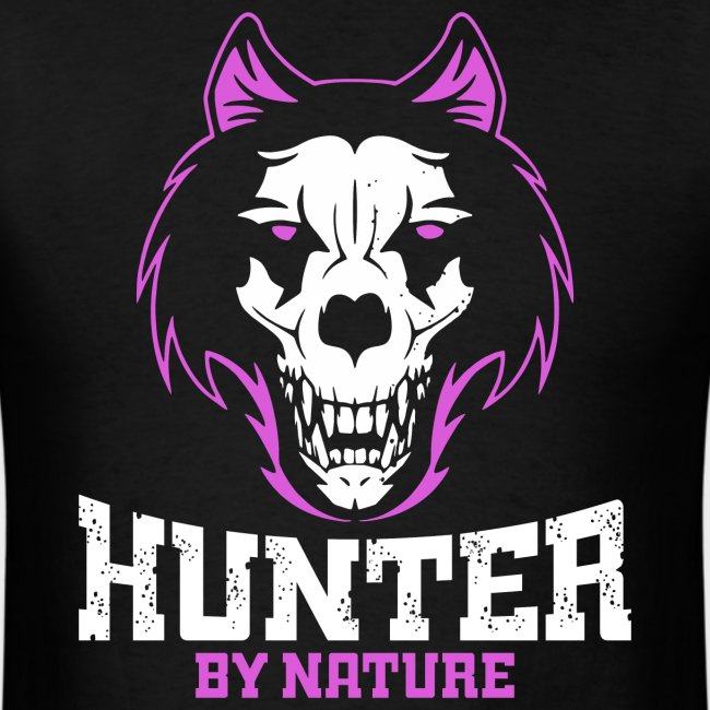 wolf hunter by nature