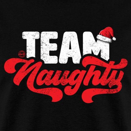 Team Nice - Funny Couple Matching Shirts & Gifts - Men's T-Shirt