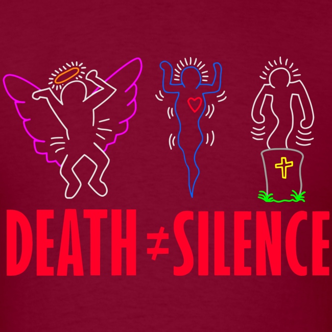 death not equal silence