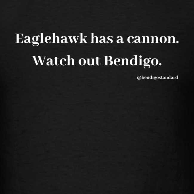 Eaglehawk cannon