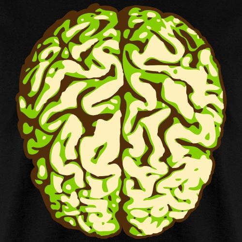 Brains - Men's T-Shirt