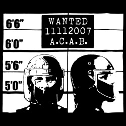 Wanted A.C.A.B.