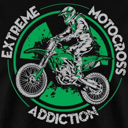 Extreme Sports Addiction - Men's T-Shirt