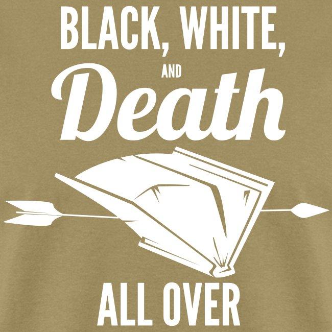 Sweet D Black White