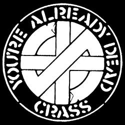 Crass - You\'re already dead