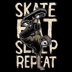 Skate eat sleep repeat