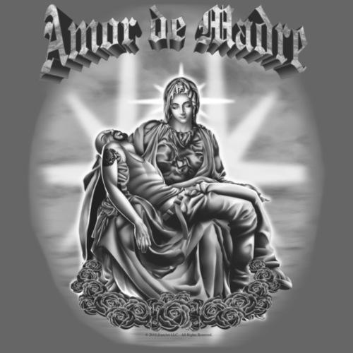 Amor de Madre by RollinLow - Men's T-Shirt