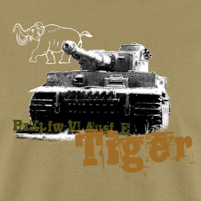 Tiger I Armor Journal t-shirt