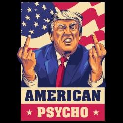 Donald Trump American Psycho