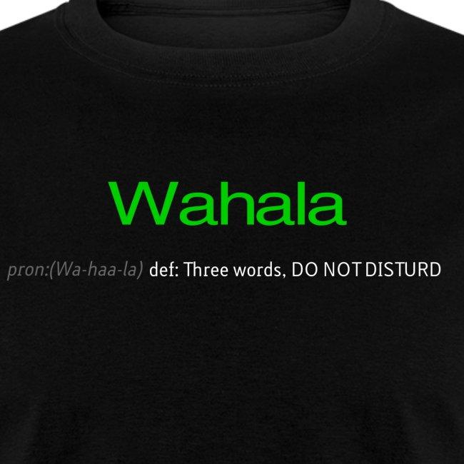 wahala