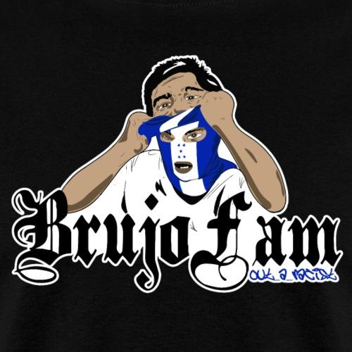 BrujoFam - ecuador Flag - Men's T-Shirt