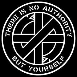 There is no authority but yourself (Crass)