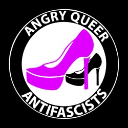 Angry queer antifascists