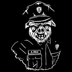 Officier A. Hole