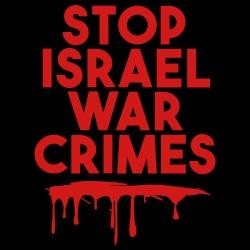 Stop Israel war crimes