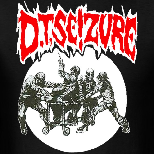 D.T. Seizure - Detox Clinic (shirt)