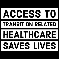 Access to transition-related healthcare saves lives