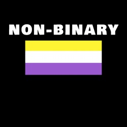 Non-binary flag