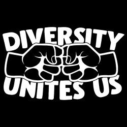 Diversity unites us