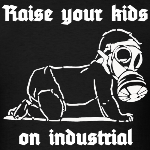 Industrial Baby (white)
