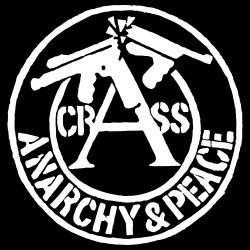 Crass - Anarchy & Peace