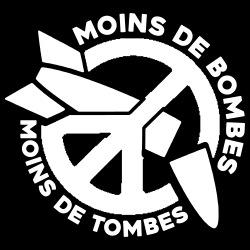 Moins de bombes, moins de tombes