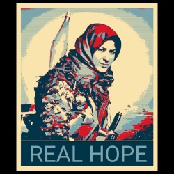 Real hope for Rojava