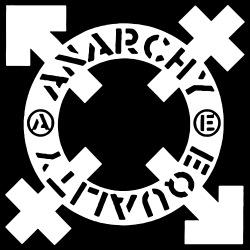 Anarchy Equality LGBTQ