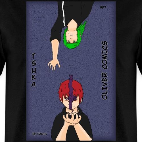 Lee and Detruis - Men's T-Shirt