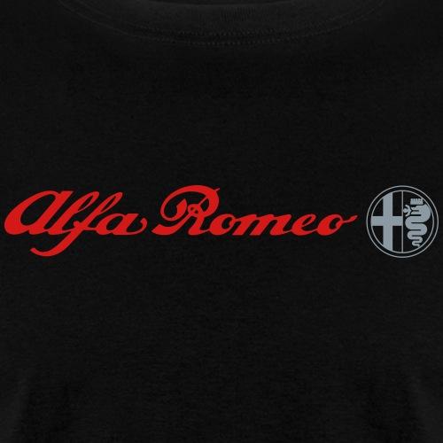 Alfa Romeo Script Logo