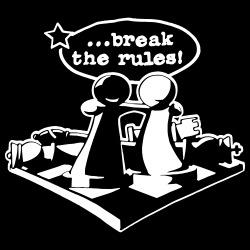 Break the rules !