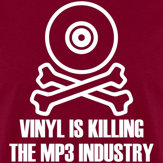Vinyl vs MP3