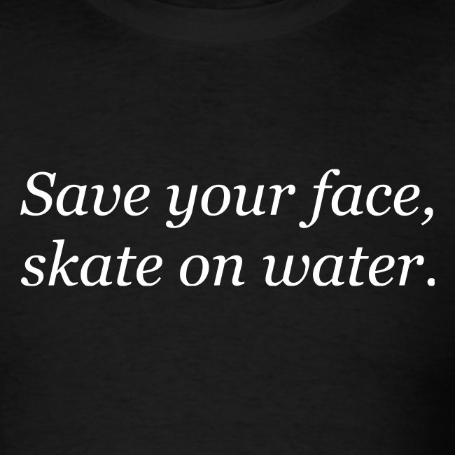 Save your face