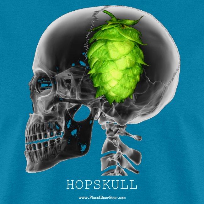 HOPSKULL Men's 3XL/4XL Hooded Sweatshirt