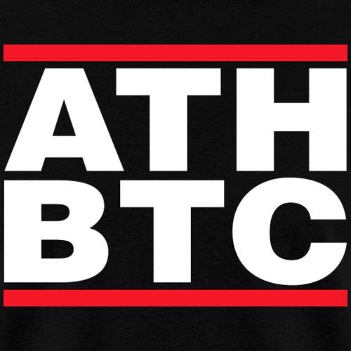 BTC Tshirt - ATH - Men's T-Shirt