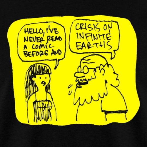 CRISIS - Men's T-Shirt