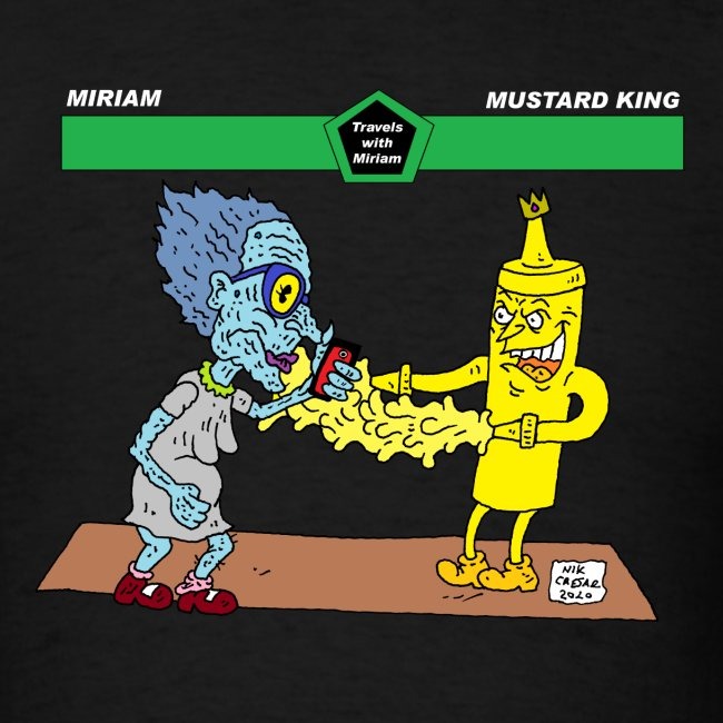 miriam vs the mustard king