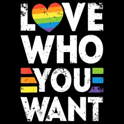 Love who you want