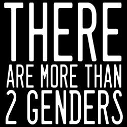 There are more than 2 genders