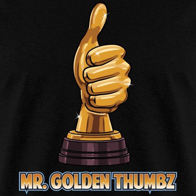 Mr. Golden Thumbz 1K Subscriber Achievement