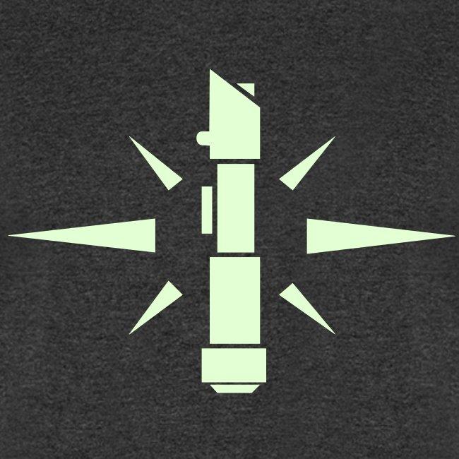 SWTOR Jedi Knight Class Logo 1-Color