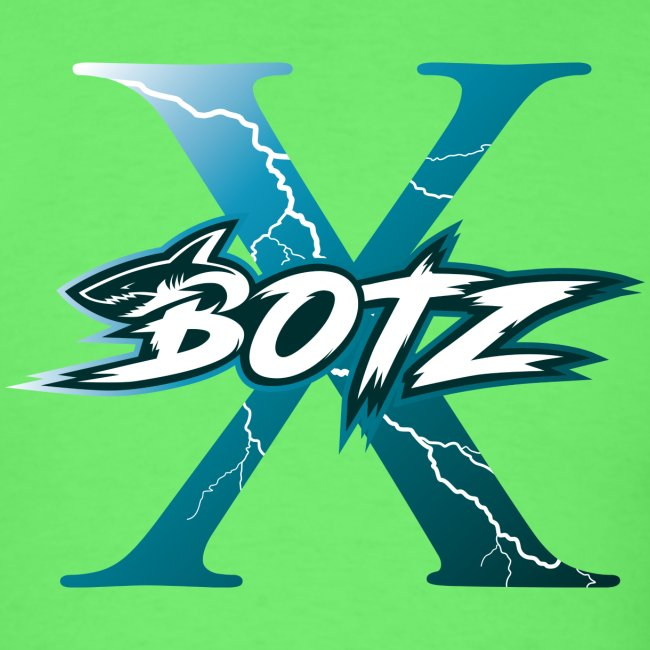 BOTZ X Logo Plain