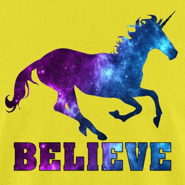 Believe Unicorn Universe 9