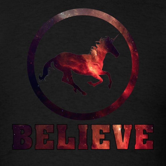 Believe Unicorn Universe 5