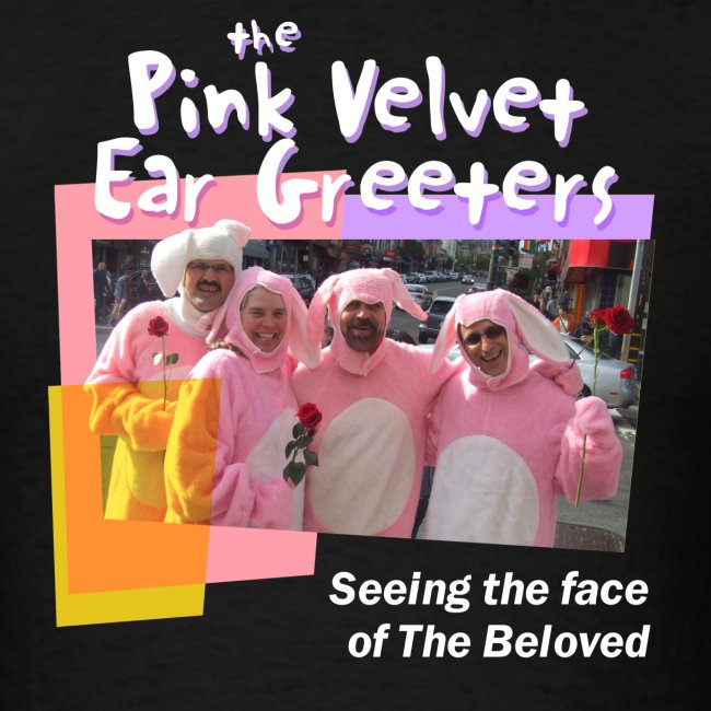 The Pink Bunny Ear Greeters