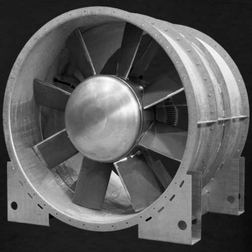 Industrial and/or Metal Fan
