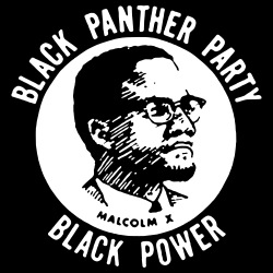 Black Panther Party - Black Power (Malcolm X)